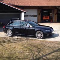 Audi A4 (B8 ) mit Audi A7/ A8 – 9x20 ET 37 Schmiedefelgen