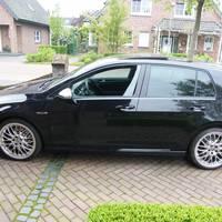 """VW Golf mit original Audi """"20- Speichen"""" Felgen in 8,5 x 19 ET 48 Hochglanz"""