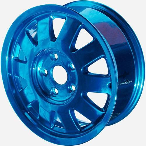 Felgen Candy Blau