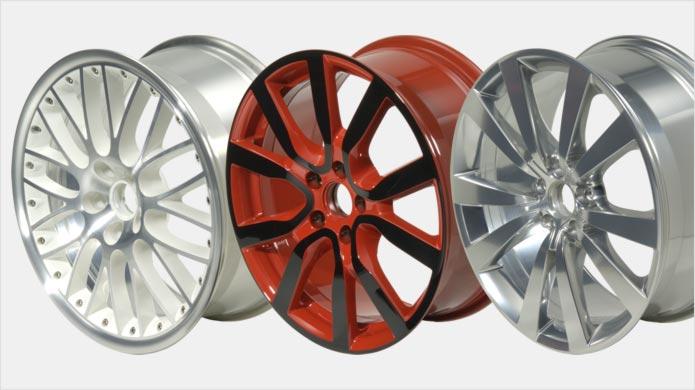 Felgenreparatur für KFZ-Betriebe udn den Reifenhandel